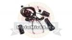 Проводка электровеломотора 26 500Вт (#25849)(Батарея, Тубус) с ручками тормоза и газа , панелью упр