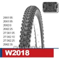 Велопокрышка WANDA, 26х2,0 модель W2018