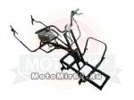 Модуль-толкач для буксировщиков Лидер/LONG/SLONG (корыто отдельно, например 32776 1430 Solar С-6)