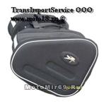 Сумка багажная мото универс. G-ХZ-013 (Перекидные кофры жесткие(пара) спортивно-туристический стиль)