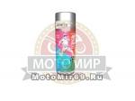 Краска спрей ABRO masters Краска-спрей высокотемпературная Алюминий (400 мл.(201)