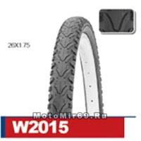 Велопокрышка WANDA, 26х1,75 модель W2015