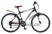 Велосипед 26 STINGER ELEMENT (18ск,МТВ,рама ал.18, вил.Hard tal,торм.V-Brake) черный 117247