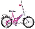 Велосипед 16 STELS ТALISMAN (1ск.,рама ст.10,5,зад.нож.торм.,обод ст.,трехкомп.шатуны,дудка,баг)