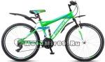 Велосипед 26 ДЕСНА-2620 V (2х.подвес,21ск, аморт.вилка, рама 16,5, тормоза Power V-Brake)
