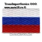 Нашивка Флаг России (бол.) 04593139
