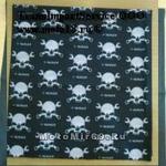 Платок-трансформер типа BUFF(как Евро), рис. Черепа-HOLD (платок, шарф, бандана, на руку и т.п.)