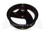 Обод 10 передний штамп Jog (3KJ) 2.15-10 (диск торм.3x58)