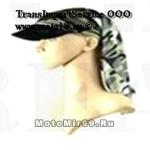 Бандана-кепка (камуфляж светлых оттенков 809033) КЕПКА с занавеской сзади- закрывает шею + стильно