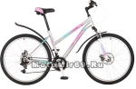 Велосипед 26 STINGER LATINA D (21ск,рама 17алюм.спл.,TZ30/TY21/RS35) серый 117310