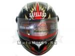 Шлем модуляр Safelead LX-909 Детский, рисунок E07, размер L,M,S,XL