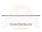 Вал штанги мотокосы верхняя половина 865мм GBC (шлиц 9)