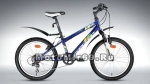Велосипед 20 FORWARD UNIT 2.0 (6ск, рама 10,5) синий