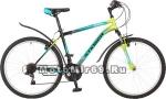 Велосипед 26 STINGER CAIMAN (18 ск, рама 18 сталь,торм.V-Brake,TZ30/TY21/RS35) зеленый