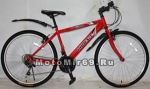 Велосипед 26 PHOENIX SCOUT (Ligion) (2603) (18 ск., бюджетный, v-brake, стальная рама)