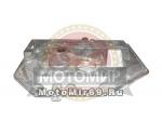 Крышка картера R180 МБ-8Д для ручного стартера (Длинная)