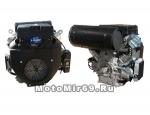 Двигатель LIFAN 27л.с. с катушкой освещения 12В3А36Вт LF2V78F-2A, (4Т), (РУЧ+ЭЛЕК старт)