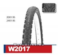 Велопокрышка WANDA, 24х1,95 модель W2017