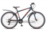 Велосипед 26 STELS Navigator-620 V (21ск,рама 14,16,17,19,ам.вилка,дв. AL об,торм V-Br)