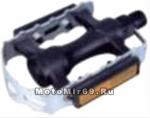 Педали Вело сталь 111х76мм, МТВ, HUALONG (FP-917)