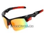 Очки солнцезащитные CIGNA XS-214, упаковка В (3 сменных линзы, коробочка)