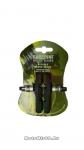 Колодки тормозные V-brake резьбовые 72мм, BARADINE MTB-960V, трёхцветные, всепогодные