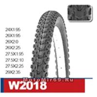 Велопокрышка WANDA, 24х1,95 модель W2018