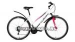 Велосипед 26 FORWARD ALTAIR MTB HT 2.0 Lady (18ск, рама 15,17сталь,пласт.крылья) белый