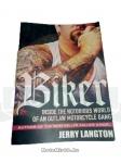 Книга Байкер: Cкандальный мир взгляд изнутри Джерри Лангтон