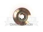 Шайба шлицевая нижн. редуктора мотокосы BC/GBC-033/043/052