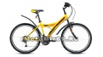 Велосипед 26 FORWARD DAKOTA 1.0 (18 ск,рама сталь 16,5, ал.обода,тормоз V-brake)