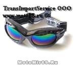 Очки Koestler SD-886 цельная рамка серебристые
