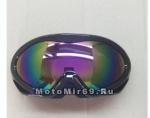 Очки DEX YH-09-05 (Незапотевающие очки. черная орпава, линзы)