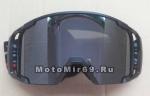 Очки DEX YH-157-05 (незапотевающие эластичные очки, с черно-красной резинкой)