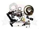Ремкомплект карбюратора 188F (GX 390) (жиклеры, прокладки, поплавок, игла, оси) (YT-GP-001336)