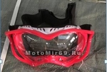 Очки Koestler SD-1006 кроссовые красные