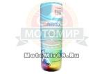 Краска спрей ABRO masters универсальная ГОЛУБАЯ аэрозоль (400 мл.) (032)