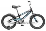 Велосипед 16 NOVATRACK DODGER (1ск,рама ал,тормоз нож,короткие крылья,нет багажн) 85357 черный