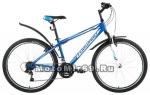 Велосипед 26 FORWARD SPORTING 1.0 (18ск, рама 19сталь,торм.V-Brake) синий,серый
