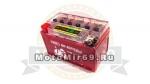 Аккумулятор герметичный 12В 10 А/ч, GEL (Red Energy DS 12-10.1) (150x86x93) прямая пол.