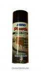 Краска-спрей для пластика (черный глянцевый) SPP-011