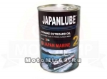 Масло Yamaha / JAPANLUBE для лодочных моторов Ямаха 2-Stroke жест. банка 1литр