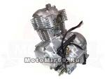 Двигатель в сборе YBR125