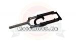 Вилка аморт. 20, 1 (25,4)х200 мм, сталь+алюминий, резьбовая V brake
