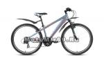 Велосипед 26 FORWARD FLASH 3.0 (рама 17, 19) серый матовый