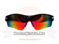 Очки солнцезащитные CIGNA XS-002, упаковка А (5 сменных линз, коробочка)