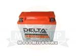 Аккумулятор герметичный 12В 20А/ч, AGM (Delta СТ 12-201) обр/пол. 177x88x154 квадроциклы, снегоходы