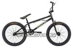 Велосипед 20 Stark'18 Madness BMX 1 (рама Cr-Moly 11, 1-компонентные шатуны, клещевые тормоза)