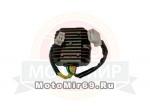 Реле регулятор с проводом 6 конт. колодка 3+3 250 см3 ZLA250-9 (7335)