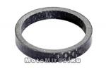 Кольцо проставочное MR.CONTROL 1-1/8х3мм карбон